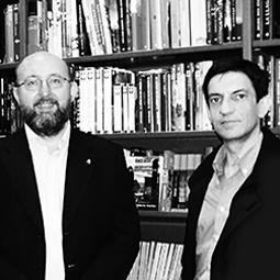 Eduardo Gallego y Guillem Sánchez